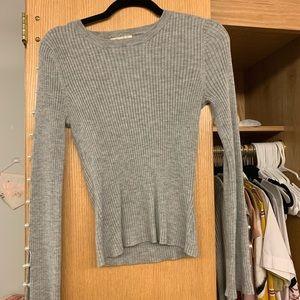 Grey Pearl Sweater